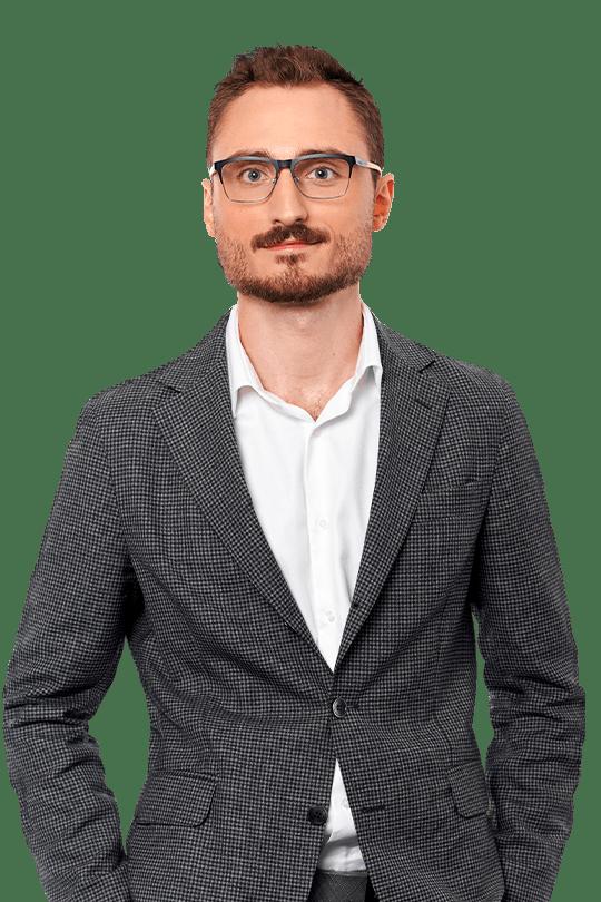 Adam Sułkowski Eurovilla Śródmieście Pośrednik nieruchomości premium