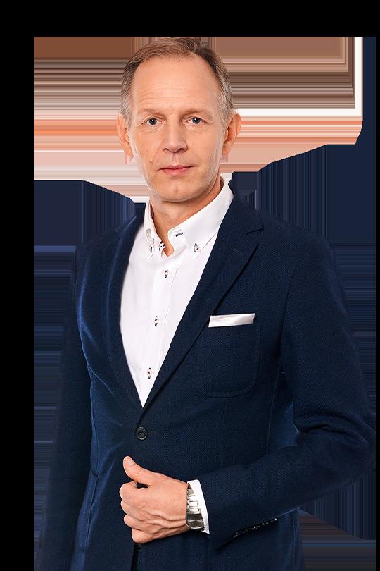 Paweł Chęciński Eurovilla Mokotów Pośrednik nieruchomości premium