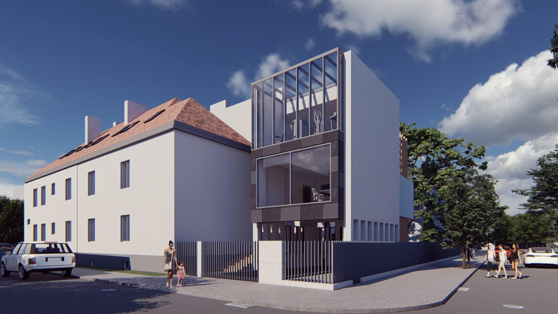 M25 Inwestycja na Starym Żoliborzu | EUROVILLA Jerzy Marszalek | Luksusowa Rezydencja