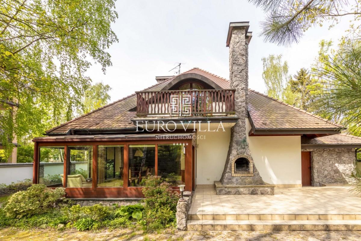 Dom do wynajęcia Wawer Międzylesie