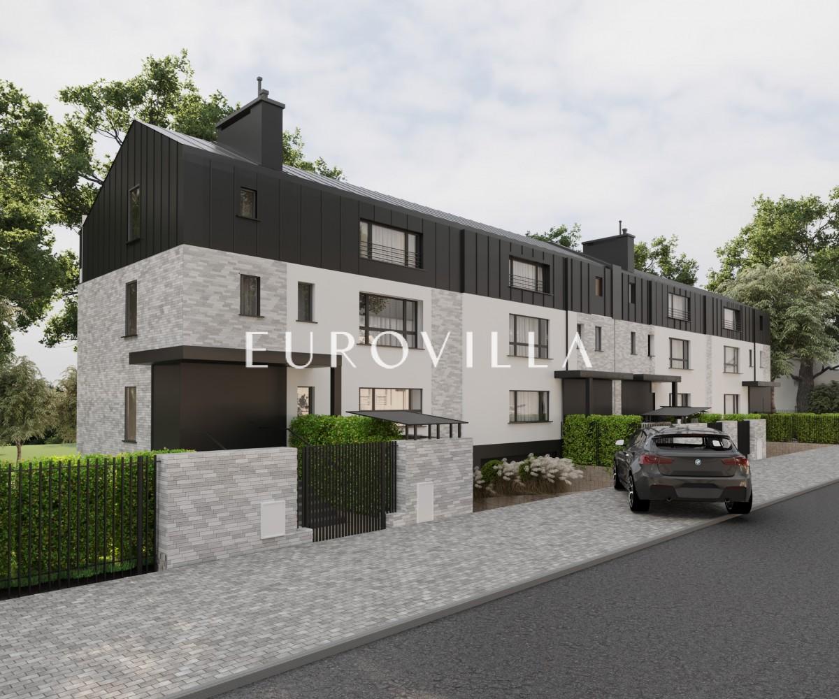 NEW dom-segment środkowy, Stary Wilanów
