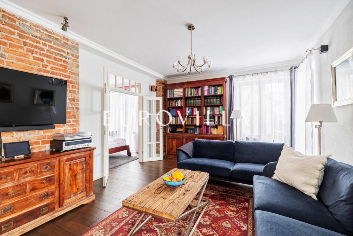 Klimatyczny Apartament, 4 pokoje, Stary Mokotów