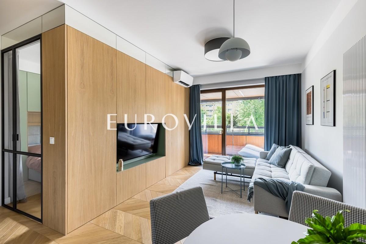 Piękny Apartament, wysoki standard, 40m2, Mokotów