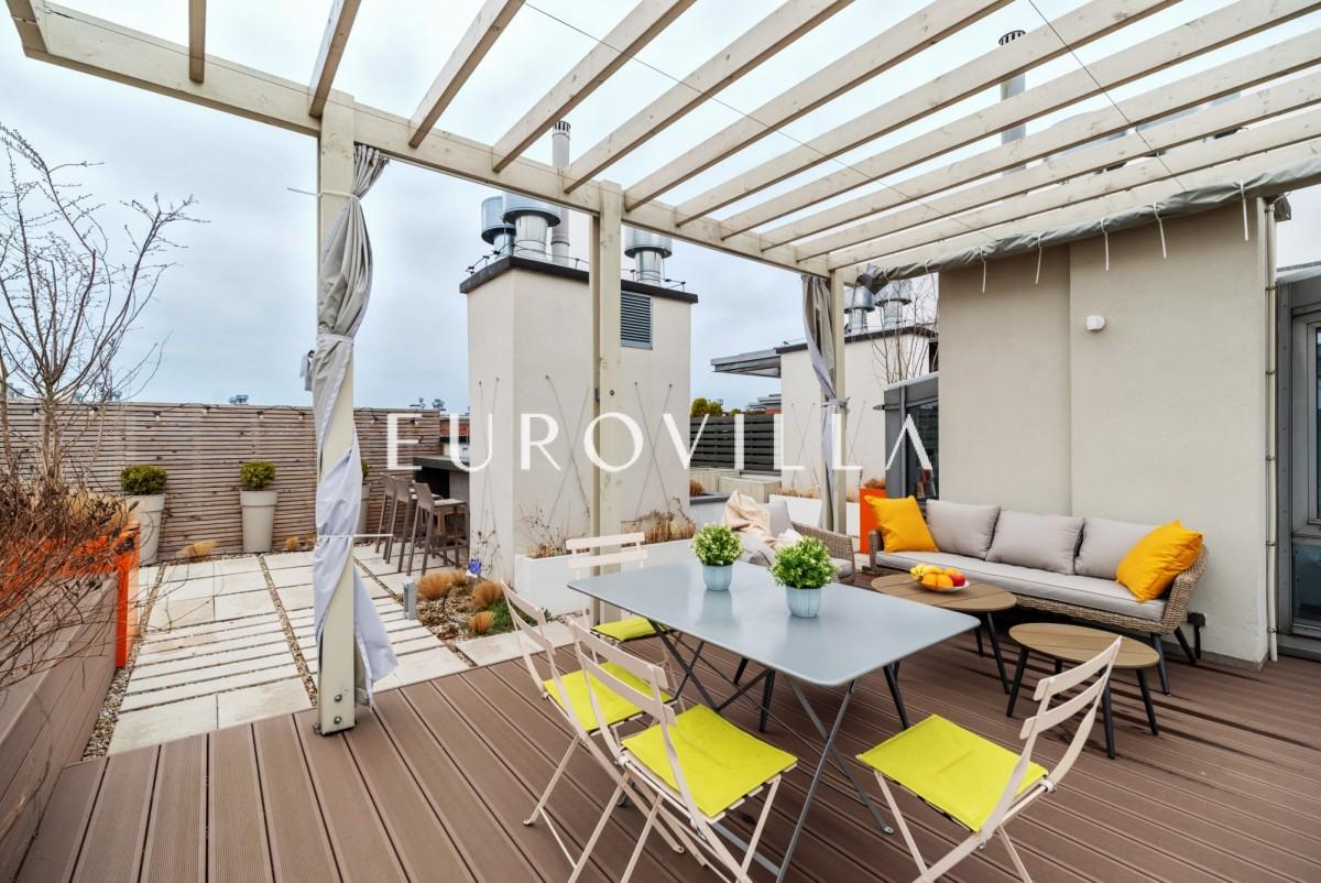 5-pokojowy penthouse 122 m2 z tarasem 101 m2